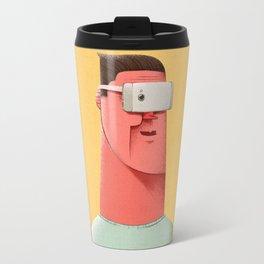 New Reality Travel Mug