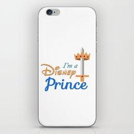 I'm  a Prince iPhone Skin