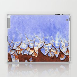 Rust and Blue Laptop & iPad Skin