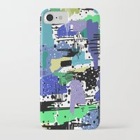into the wild iPhone & iPod Cases featuring wild by annemiek groenhout