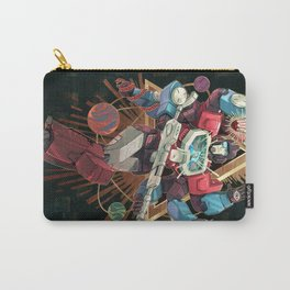 Shining Mind Carry-All Pouch