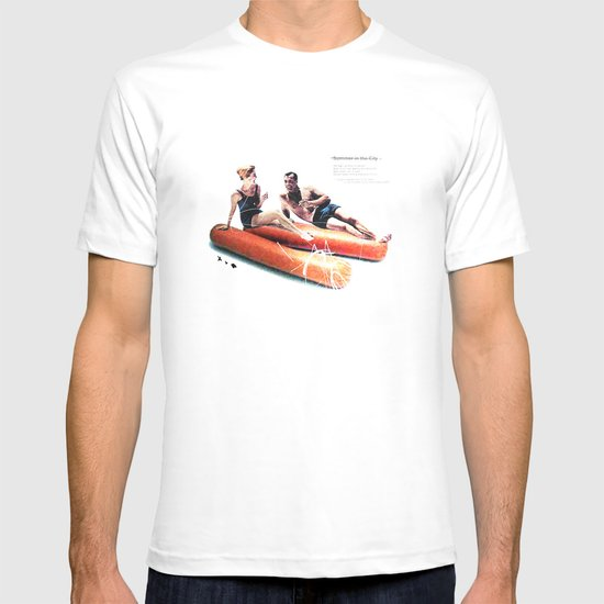 Summer in the City | Collage T-shirt