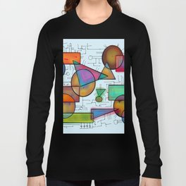 Science and Space Long Sleeve T-shirt