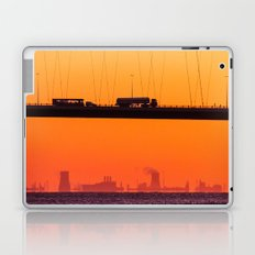 Working Dawn Laptop & iPad Skin