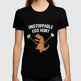 UnStoppable Egg Hunt T Shirt T-shirt