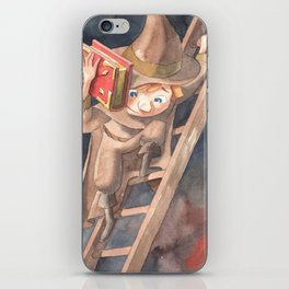 Wizard Apprentice iPhone Skin