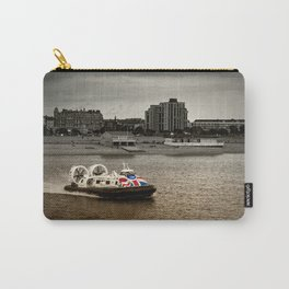 Speeding cross the Solent  Carry-All Pouch