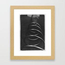 Coil1 Framed Art Print