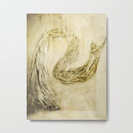 long dress Metal Print