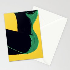 Swimmer #3 Stationery Cards