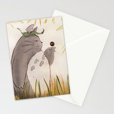 Silent Guardian Stationery Cards