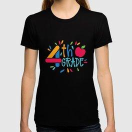 4th Grade T-shirt