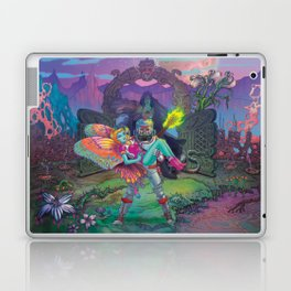 Enter The Dream Sequence - The Lone Gate Laptop & iPad Skin