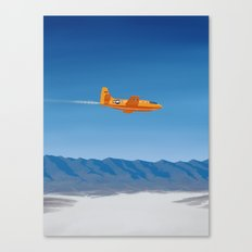 Bell X-1 Canvas Print
