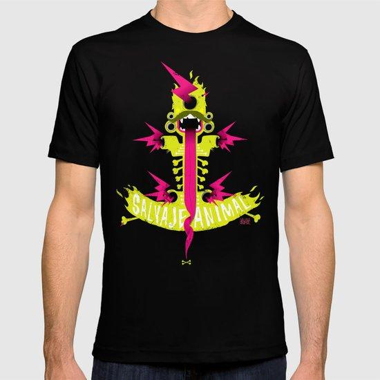 SALVAJEANIMAL Prehispanic II T-shirt