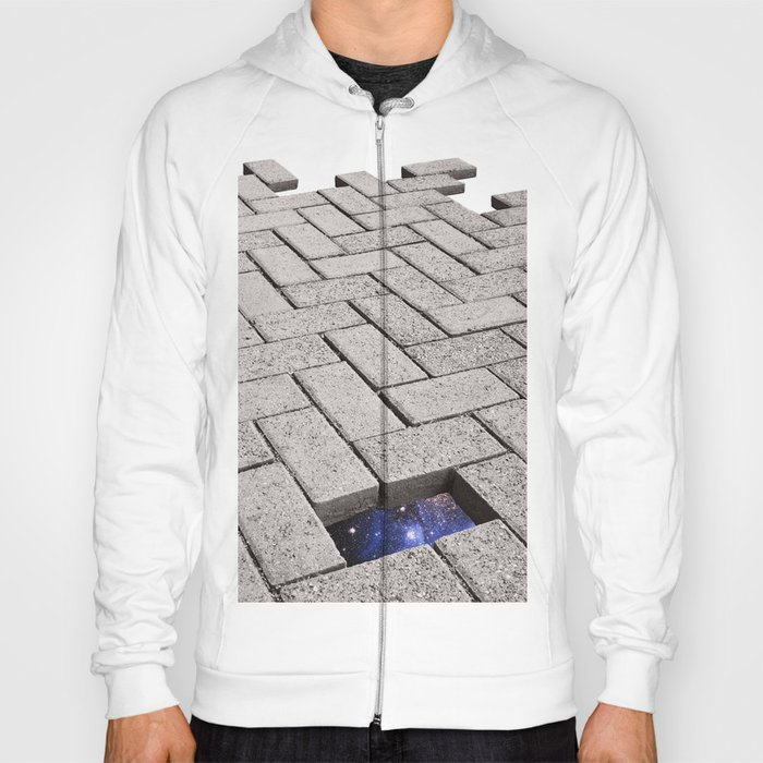Holes in the Fabric Hoody