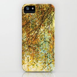Autumn iPhone Case