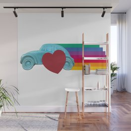 Rainbow Maker Wall Mural