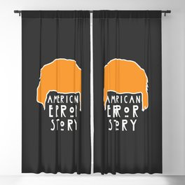 American Error Story Blackout Curtain