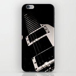 Pop Art Guitar iPhone Skin