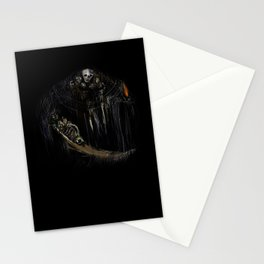 Gravelord Nito - Dark Souls Stationery Cards