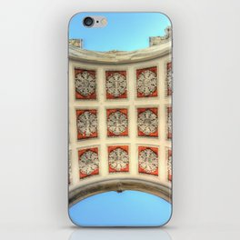 Dolmabahce Palace Istanbul Arch iPhone Skin