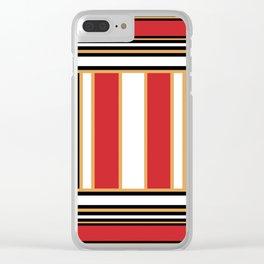 Lielaa (simple) Clear iPhone Case