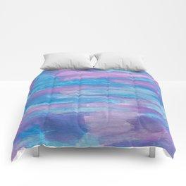 Oceans and Sky Comforters