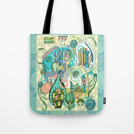 My Tiny Universe. Tote Bag