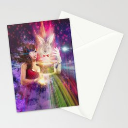 The Magic Show Stationery Cards