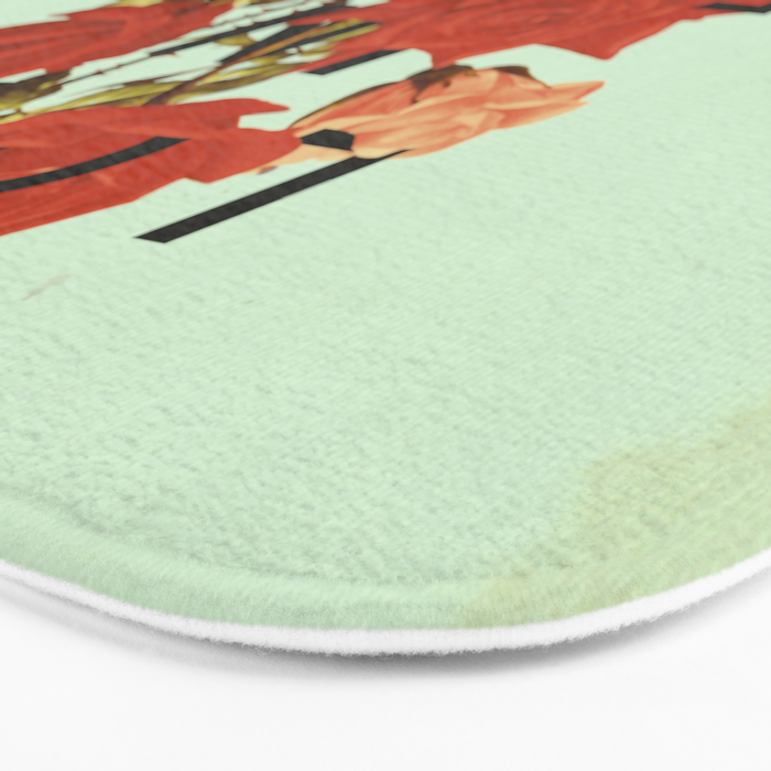 Lost In Fame Bath Mat
