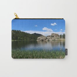 Sylvan Lake In The Black Hills Carry-All Pouch