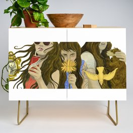 MEOW TWO Credenza
