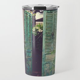 Saint Augustine Garden Travel Mug