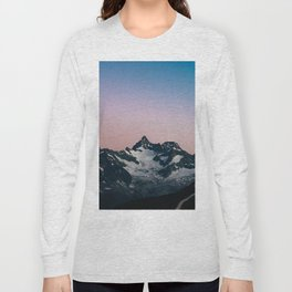Hiking up mountains Long Sleeve T-shirt