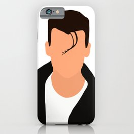 Cry Baby 90s movie iPhone Case