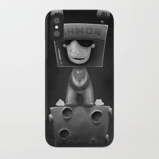 Kahon iPhone Case
