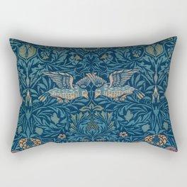 """William Morris """"Birds"""" 1. Rectangular Pillow"""