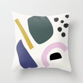Gimme some space Throw Pillow