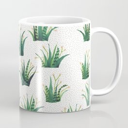 Field of Aloe Coffee Mug