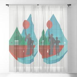 Lebanon Sheer Curtain
