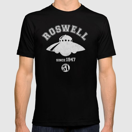 ROSWELL! T-shirt