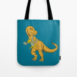 Dinosaur Jr. Tote Bag
