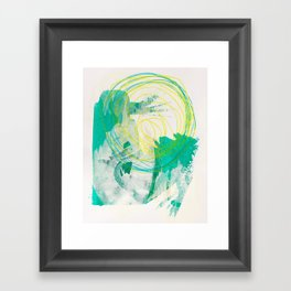 There You Are 1/4 Framed Art Print