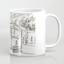 City Circle Tram Coffee Mug