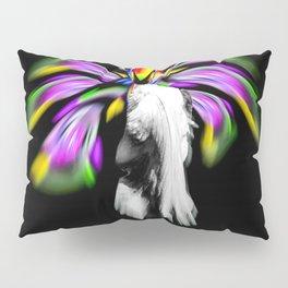 Fertile imagination - Rainbow Flower Pillow Sham