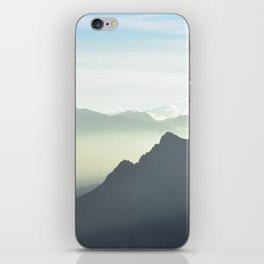 Fresh Haze iPhone Skin
