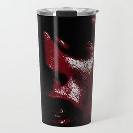 Leeloo Red Travel Mug
