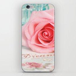 Romantic Rose iPhone Skin
