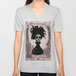 Mistress of Prediction Unisex V-Neck